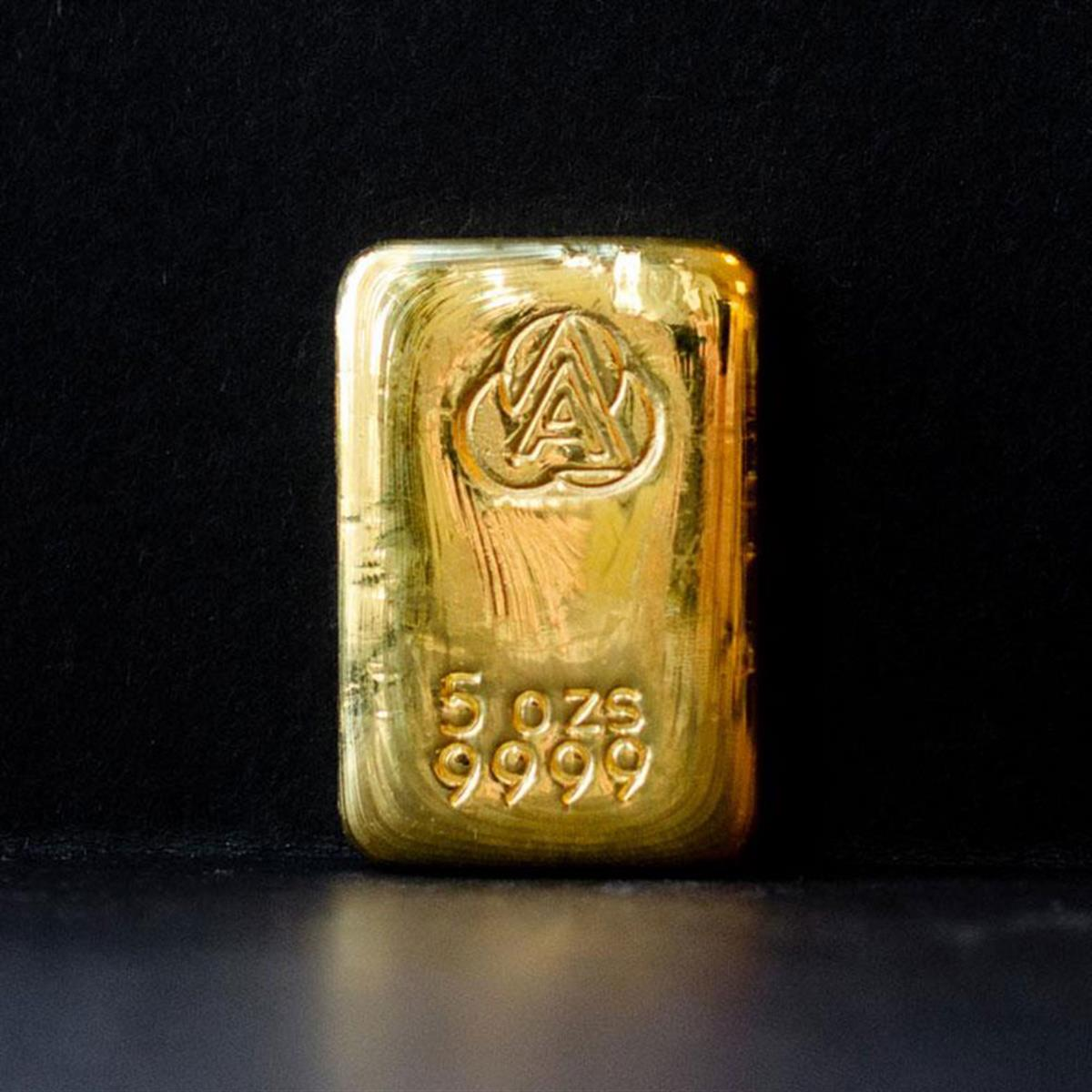 5 oz Ainslie Gold Bullion