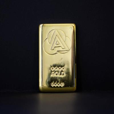 500g Ainslie Gold Bullion