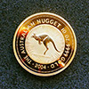 10oz Gold Coin Kangaroo - Perth Mint
