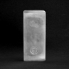 100oz Silver Extruded Bar Perth Mint