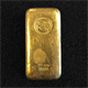 20oz Perth Mint Cast Gold Bar