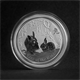 2oz Perth Mint Silver Coin- 2011 Year of Rabbit