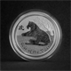 1oz PM Silver Coin 2010 Year of the Tiger